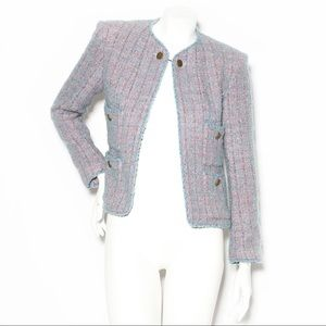 Chanel 4 Pocket Tweed Jacket F/W 1997